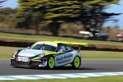 James Bergmuller, Алекс Девісон, Porsche 911 GT3 Cup