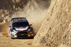 Роберт Кубица и Марсей Сцчепаниак, Ford Fiesta RS WRC RK M-Sport World Rally Team