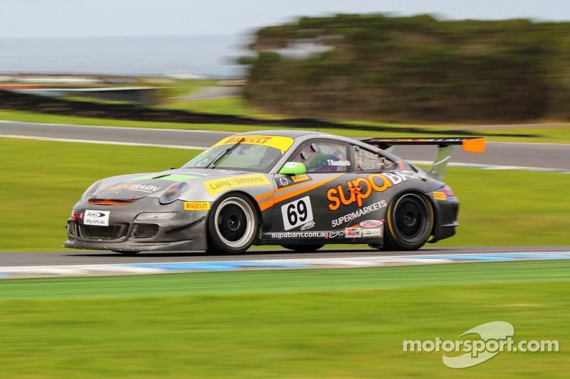 Theo Koundouris, Steven Owen, Porsche 996 GT3-S