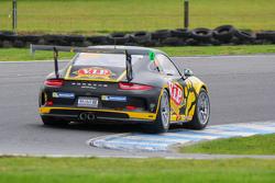 Duvashen Padayachee, Indiran Padayach, Porsche 911 GT3 Kupası