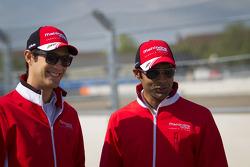 Bruno Senna dan Karun Chandhok, Mahindra Racing