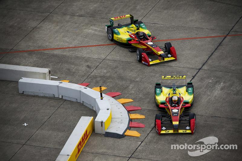 Daniel Abt und Lucas di Grassi, Audi Sport Team Abt
