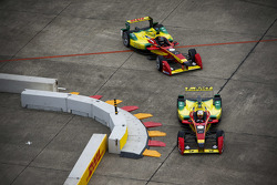 Daniel Abt and Lucas di Grassi, Audi Sport Team Abt