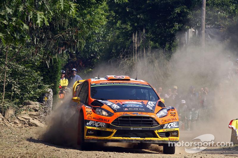 Martin Prokop und Jan Tomanek, Ford Fiesta RS WRC