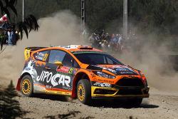 Martin Prokop e Jan Tomanek, Ford Fiesta RS WRC