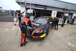 #2 Belçika Audi Sport - Takım: WRT Audi R8 LMS: James Nash, Philippe Gaillard, David Hallyday