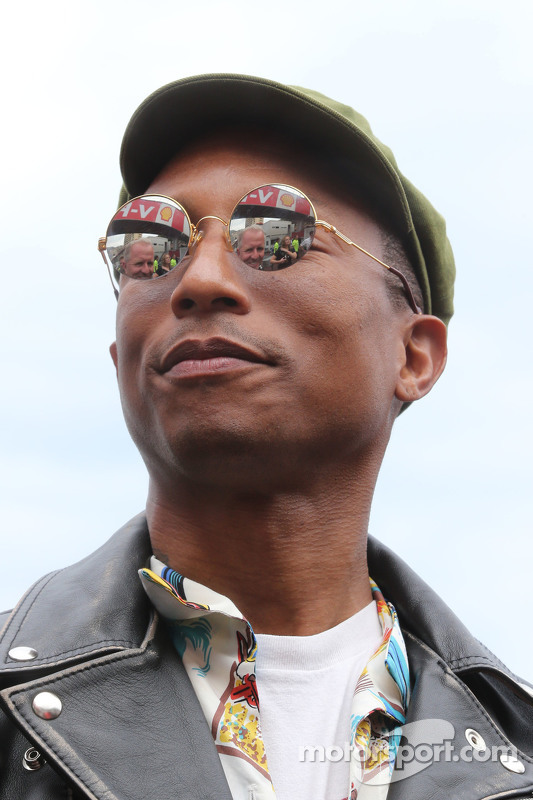 Sänger Pharrell Williams