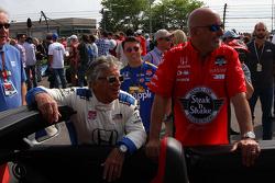 Mario Andretti, Bobby Rahal