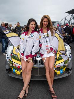 Marc VDS Racing, Gridgirls