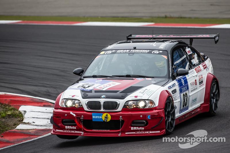 #83 Hoдля-Racing BMW M3 CSL: Martin Kroll, Michael Kroll, Ronny Tobler