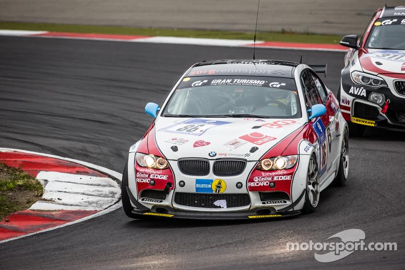 #86 Sorg Rennsport, BMW M3 GT4: Frank Elsässer, Oliver Bender, Stefan Beyer, Paul Follett