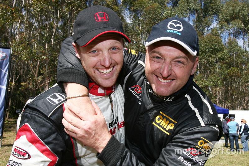 Eli Evans und Simon Evans