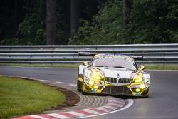 #25 Marc VDS Racing BMW Z4 GT3: Maxime Martin, Lucas Luhr, Markus Palttala, Richard Westbrook