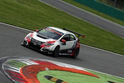 Кевін Глісон, Honda Civic TCR, West Coast Racing
