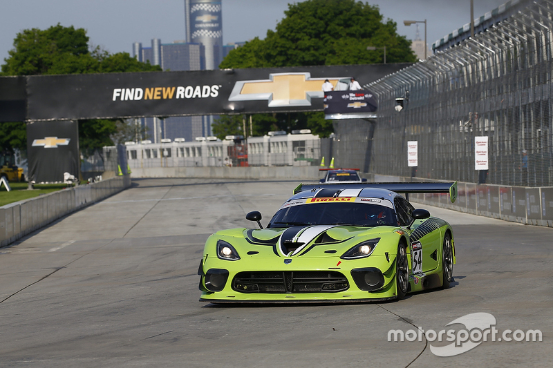 #54 Black Swan Racing, Mercedes-Benz AMG SLS GT3: Tim Pappas