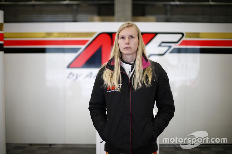 Beitske Visser (GP3, Formel Renault 3,5)