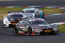 Tom Blomqvist, BMW M4 DTM; Marco Wittmann, BMW M4 DTM, und Daniel Juncadella, Mercedes-AMG C 63 DTM
