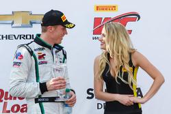 Podium: 3. #16 Bentley Team Dyson Racing, Bentley Continental GT3: Chris Dyson