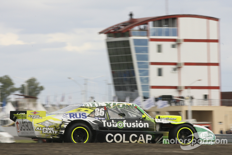Agustin Canapino, Jet Racing, Chevrolet