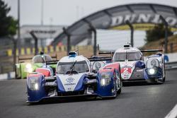 24h Le Mans, Vortest