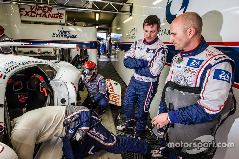 #53 Riley Motorsports Dodge Viper GTS-R: Марк Міллер та Бен Кітінг