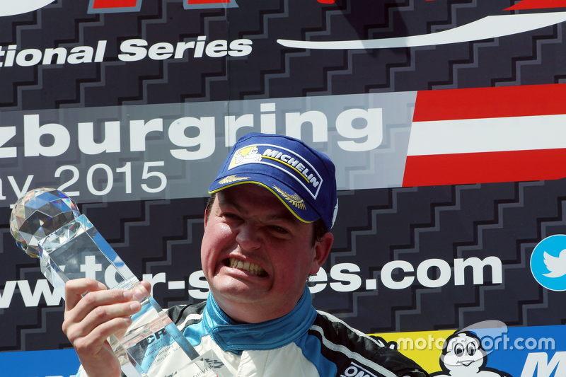 Михел Нюкьєр, SEAT Leon, Target Competition, переможець гонки