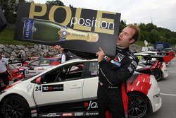 Kevin Gleason, Honda Civic TCR, West Coast Racing pole position