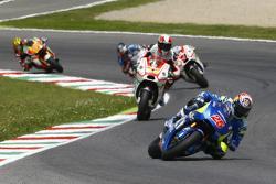 Маверик Виньялес, Team Suzuki MotoGP Йонни Эрнандес, Pramac Racing Ducati