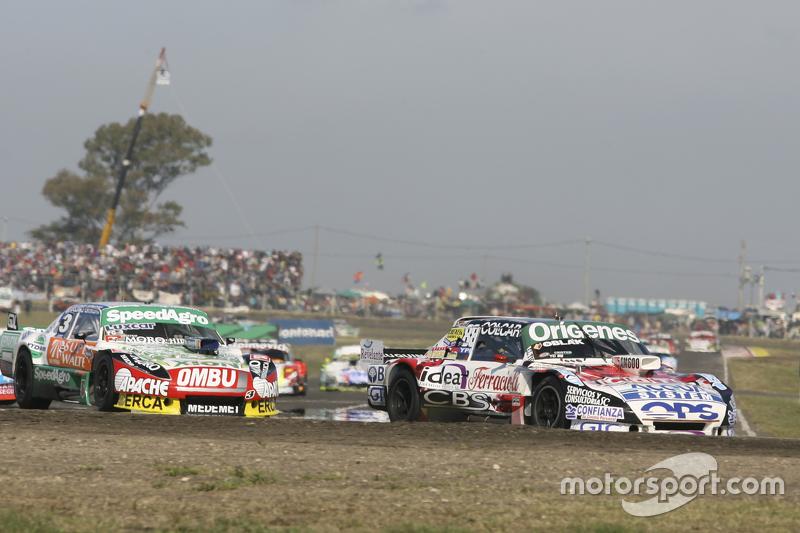 Каміло Ечеваррія, Coiro Dole Racing Torino та Факундо Ардуссо, Trotta Competicion Dodge