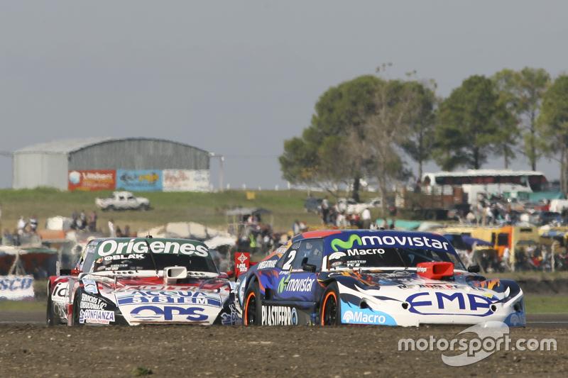 Крістіан Ледесма, Jet Racing Chevrolet та Каміло Ечеваррія, Coiro Dole Racing Torino