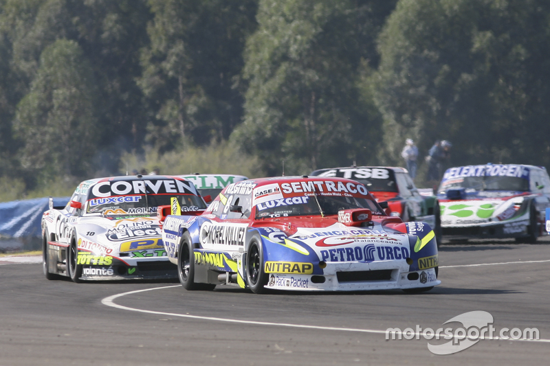 Juan Martin Trucco, JMT Motorsport, Dodge, und Juan Marcos Angelini, UR Racing, Dodge