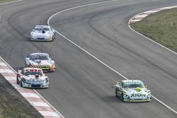 Agustin Canapino, Jet Racing Chevrolet dan Carlos Okulovich, Maquin Parts Racing Torino dan Lionel U