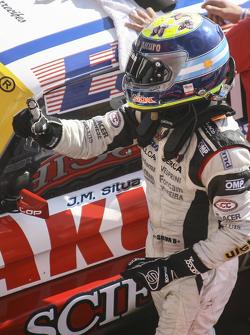 Juara balapan Juan Manuel Silva, Catalan Magni Motorsport Ford
