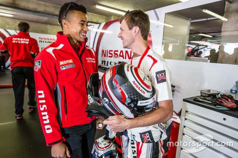 Nissan Motorsports: Янн Марденбороуг та Марк Шулжінскі