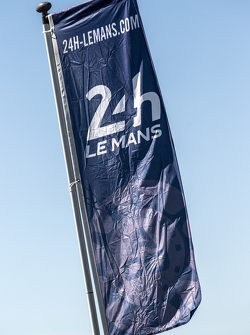 24 Hours of Le Mans лого / signage