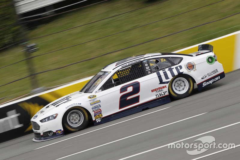Brad Keselowski, Team Penske Racing Ford