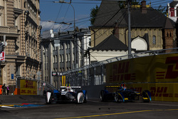 Жан-Эрик Вернь, Andretti Autosport и Себастьен Буэми, e.dams-Renault Formula E Team