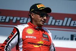 Ganador de la carrera #8 Ferrari of Ft. Lauderdale