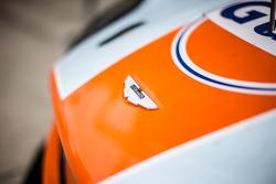 #95 Aston Martin Racing Aston Martin Vantage GTE logo / señalización