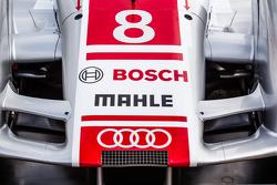 Detail aero #8 Audi Sport Team Joest Audi R18 e-tron