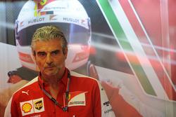 Maurizio Arrivabene, Team Principal de Ferrari