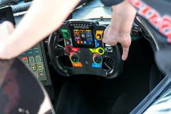 #31 Extreme Speed Motorsports, Ligier JS P2 cockpit