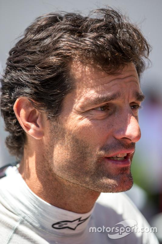 #17 Porsche Team, Porsche 919 Hybrid: Mark Webber