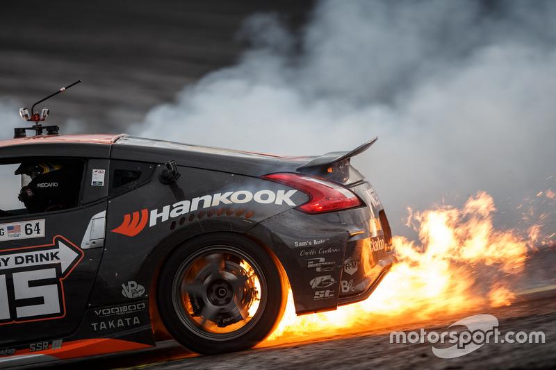 Chris Forsberg en fuego