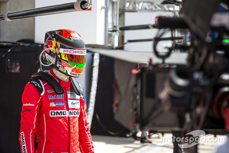 Porsche Team: Brendon Hartley plays a part in 3D film about Le Mans