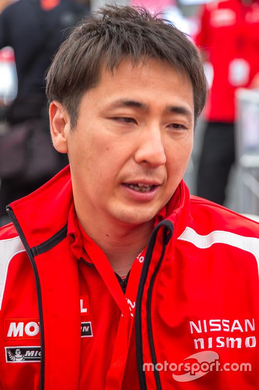 Nissan Motorsports: Цугіо Мацуда