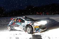 Робер Консани, Peugeot 207 S2000