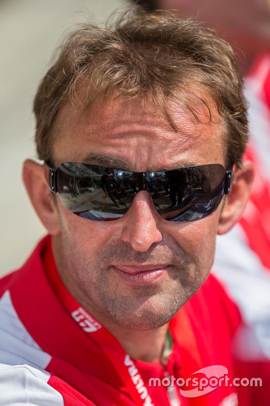 AF Corse Ferrari: Olivier Beretta