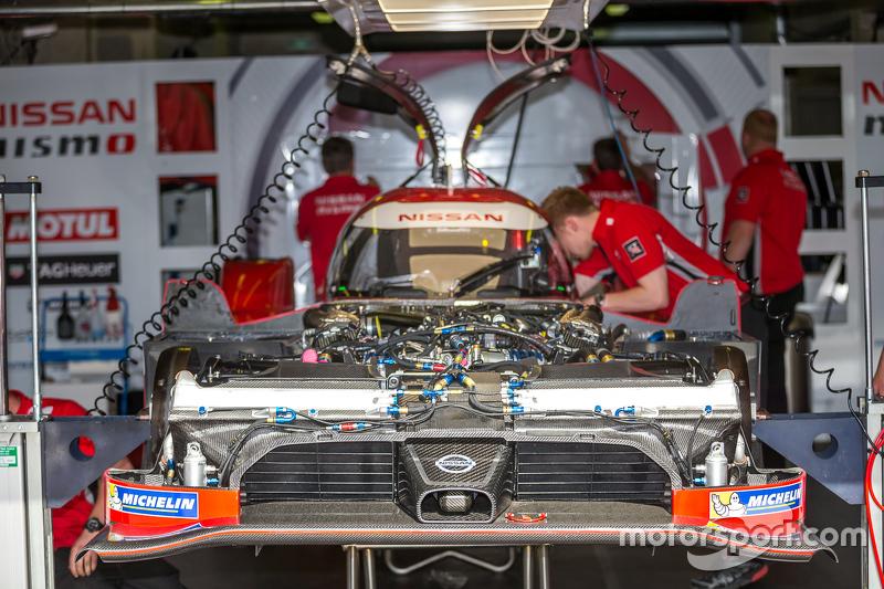 #22 Nissan Motorsports, Nissan GT-R LM NISMO, Details