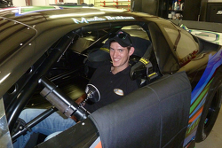 Matt Brabham test een Late Model